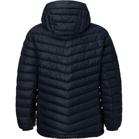 Peak Performance Frost Down Hooded Jacket Men blue